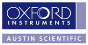 Scitek - Oxford instruments logo