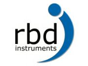 RBD Instruments Logo