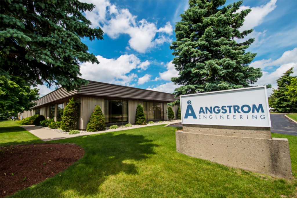 Angstrom Head Office